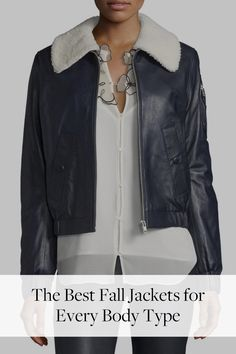 These fall jackets will keep you warm and stylish as the temperatures dip this season.