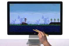 Leap Motion, Touch-Free 3D Motion Sensing And Motion Controller (+VIDEO)