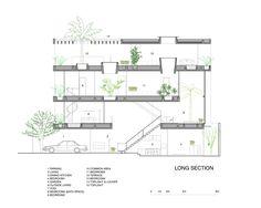 Galería de Vivienda Anh / S+Na. – Sanuki + Nishizawa architects - 34