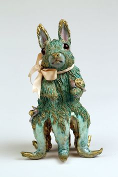 Mermammals: Bunnypuss