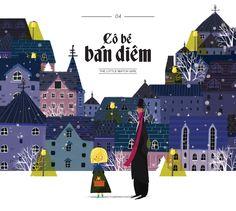 World Wide Fairy Tales in Poems on Behance
