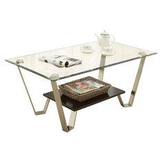 Furniture Of America Coffee Table - Espresso