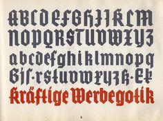 Das Neue Schriftenbuch, 1949