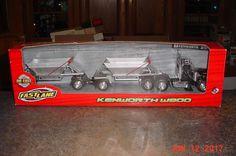 Kenworth Conventional W900 Sand & Gravel Hauler 1/32nd Diecast Fast Lane  #FastLane #Kenworth