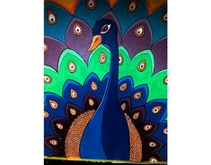 "Check out new work on my @Behance portfolio: ""Peacock"" http://be.net/gallery/62965985/Peacock"