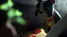 Plébiscité lors du Festival International du Film d'Animation d'Annecy en juin, Le Festin, le nouveau court métrage des studios d'animation Walt Disney, es