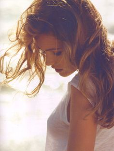 love her hair.  #portrait #people #woman