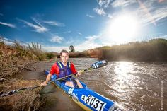 Portrait of Ant Stott shot in Cradock Kayaking, Canoeing, Ant, African, Marathons, Fish, River, Outdoor Decor, Photography