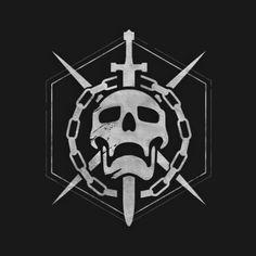 Shop RAID destiny t-shirts designed by Oldman as well as other destiny merchandise at TeePublic. Destiny Bungie, Destiny Game, Tattoos, Destiny Tattoo, Game Logo, Stencil Art, Logo Design Inspiration, Tattoo Inspiration, Skull Art