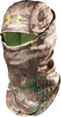 Love mine especially for late football season too. Under Armour® Dead Calm Balaclava. This saved my face this hunting season! Deer Hunting Tips, Hunting Camo, Hunting Girls, Turkey Hunting, Archery Hunting, Hunting Stuff, Crossbow Hunting, Dead Calm, Camouflage