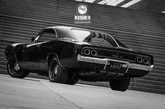 1968 Dodge Charger R/T by BlackJake. Dodge Muscle Cars, Custom Muscle Cars, Nascar Cars, Us Cars, 1968 Dodge Charger, Plymouth Cars, Classy Cars, Car Photos, Amazing Cars