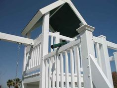 The perfect addition to your Ruffhouse swing set! Swing Set Accessories, Telescope, Stairs, Outdoor Decor, Home, Stairway, Ad Home, Staircases, Homes