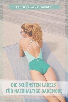 17 Label für nachhaltige Bademode im Überblick // Eco Swimwear
