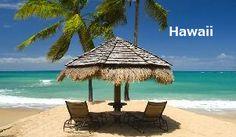 休日は、ハワイで過ごそう。