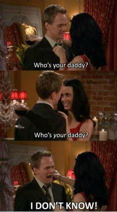 Hahaha! I <3 HIMYM!!!