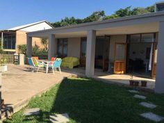 29A Newsel Road - 29A Newsel Road is located in a small coastal town named Umdloti. This lovely self-catering cottage can accommodate up to four guests and features a fully equipped kitchen, a dining area and a large lounge ... #weekendgetaways #durban #dolphincoast #southafrica