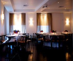 ostra boston private dining room - Boston Private Dining Rooms