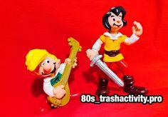 #puffi #smurf #schlumpf #toy #toys #vintage #peyo #john #solfami