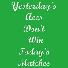 Reminder...      #tennis