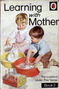 LEARNING WITH MOTHER Under Five Vintage Ladybird Book 2 Series 702 First Edition
