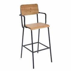 bar stool industrial stool work stool pipe stool man cave industrial decor pipe decor garage industrial furniture pipe furniture chaise comptoir - Chaise Haute Plan De Travail