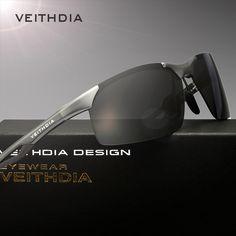 Aluminum Magnesium Polarized Sunglasses Men Driving Sun Glasses Outdoor Accessories Sport Eyewear Accessories oculos male 6591