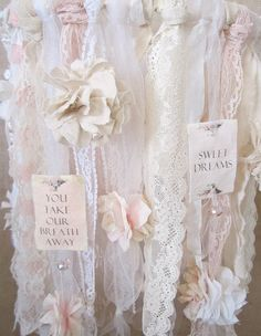 Shabby Chic Baby, Shabby Chic Bedrooms, Vintage Shabby Chic, Shabby Chic Homes, Shabby Chic Style, Boho Chic, Romantic Bedrooms, Small Bedrooms, Guest Bedrooms