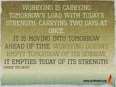 #No worries