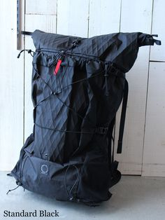 camping x-pac backpack Cycling Backpack, Diy Backpack, Computer Backpack, Rucksack Backpack, Backpack Camping, Unique Backpacks, Outdoor Backpacks, Outdoor Outfit, Outdoor Gear