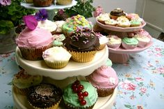 In a perfect world, you would eat a cupcake a day to keep the doctor away...