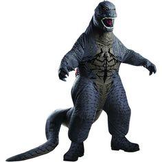 Godzilla Blowup Inflatable Adult Costume