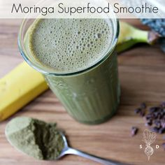 Are you familiar with Moringa Leaf? Well I wasn't until a few months ago. Peter came home talking about this new superfood and to be honest sometimes I get overwhelmed with all the new superfoods popping up! But then I started seeing Moringa at our local farmers market and that's when I thought I better [...]