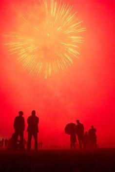 London Fireworks Festival @ Alexandra Palace