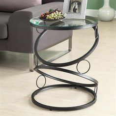Monarch Specialties End Table I 3317 Accent Table