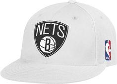 the best attitude cf5d5 15648 Amazon.com   NBA Brooklyn Nets Flat Brim Flex Fit Hat, Large X-Large    Sports Fan Baseball Caps   Sports   Outdoors