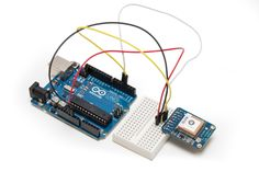 Finding Your Way with GPS and Arduino