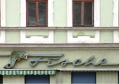Preserving Disappearing Architectural Lettering in Austria | The FontFeed