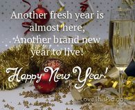 Another fresh year