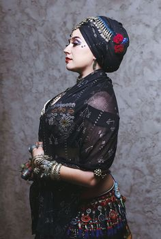 Beautiful ATS.. assuit turban