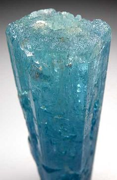 Aquamarine from Quy Chau District, Nghe An Province, Vietnam