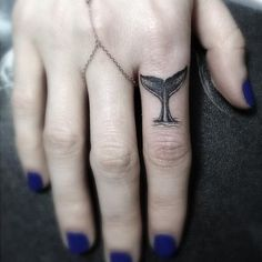 http://tattoomagz.com/whales-tattoos/small-finger-whale-tattoo/