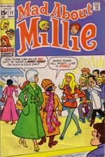 Mad About Millie the Model 11 Marvel Comics Blonde Bombshell Style Fashion Romance Love Camera 1970 VG/FN by LifeofComics Old Comics, Archie Comics, Comics Girls, Vintage Comics, Marvel Comics, Old Comic Books, Best Comic Books, Comic Book Covers, Millie The Model