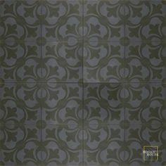 Chelsea C41-4 - moroccan cement tile