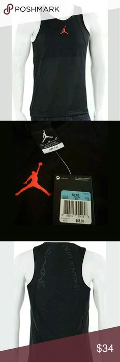 331d098798a3f7 Nike Air Jordan Ultimate Flight Tank Top Jersey NWT
