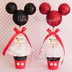 Souvenir Topiarios Mickey Mouse - $ 145,00 en MercadoLibre