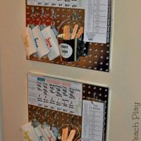 Printable Before Five in a Row and Five in a Row Book Lists - In Lieu of Preschool