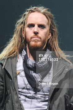 I think I'm just really attracted to talent, and Tim Minchin has more of that than like, anybody ever