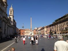 É muito fácil e divertido passear em Roma! Por onde se passa, se vê história. No nosso último dia, fizemos...