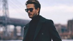 Winter is in full swing (at least in our part of the World) and to help you look sharp is our top priority. Black overcoat is kind of boring, and a lot of guys think it's impossible to look g… Black Overcoat, At Least, That Look, Mens Sunglasses, Posts, Guys, Blog, How To Wear, Style