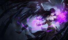 League of Legends Morgana